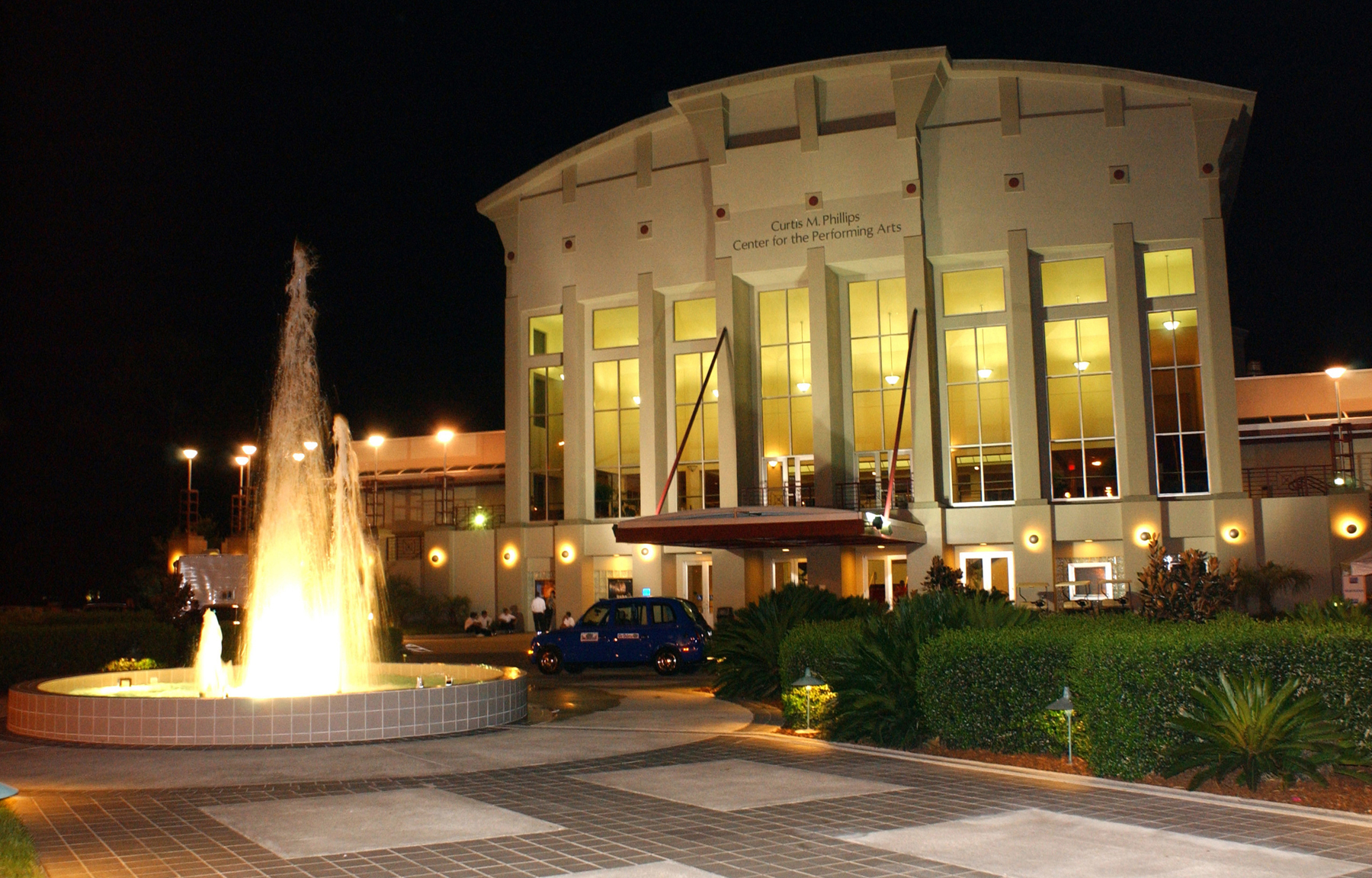 The Phillips Center for Performing Arts