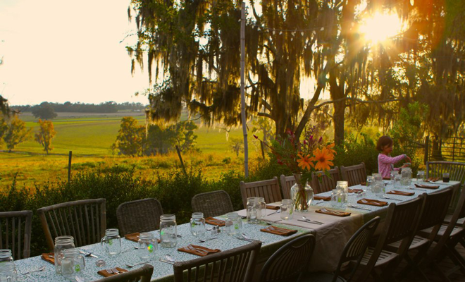 Swallow Tail Farms - Farm to Table Dinner