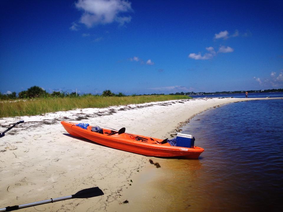 Gulf Coast Barrier Islands